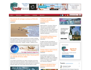 hostnewstraveller.com.ar screenshot