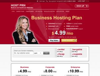 hostprn.com screenshot
