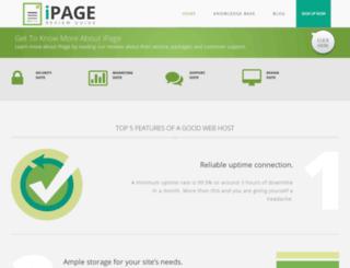 hostreviewguides.com screenshot