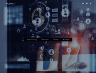 hosttech.eu screenshot
