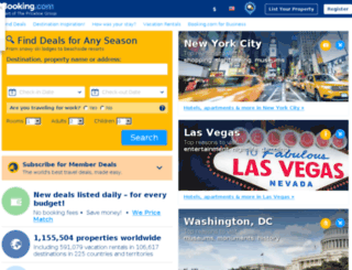 hot-booking.com screenshot