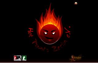 hot-paints.de screenshot