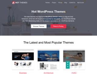 hot-themes.com screenshot