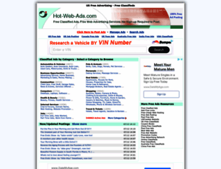 hot-web-ads.com screenshot