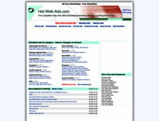 hot-web-ads.com screenshot
