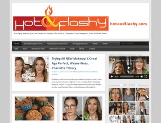 hotandflashy50.com screenshot