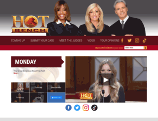 hotbench.tv screenshot
