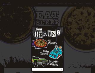 hotboxpizza.com screenshot