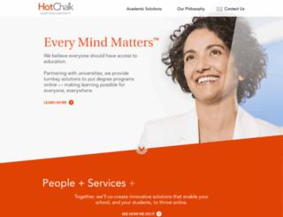hotchalk.com screenshot