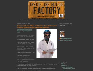 hotdogfactory.blogspot.com screenshot
