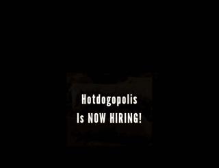 hotdogopolis.com screenshot
