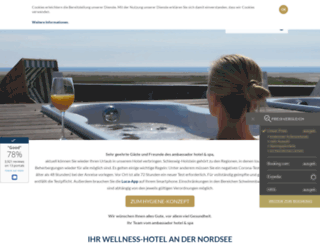 hotel-ambassador.de screenshot