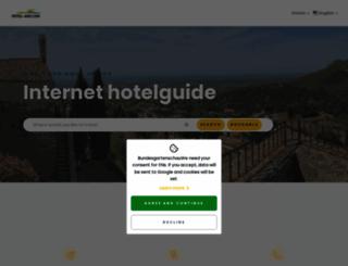 hotel-ami.ch screenshot