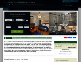 hotel-astoria-vienna.h-rsv.com screenshot