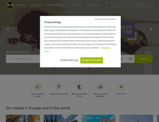 hotel-bb.com screenshot