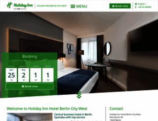 hotel-berlin.grandcityhotels.com screenshot
