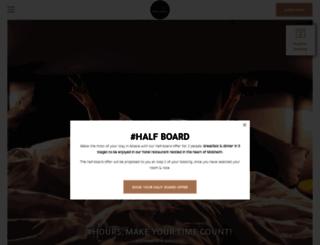 hotel-diana.com screenshot