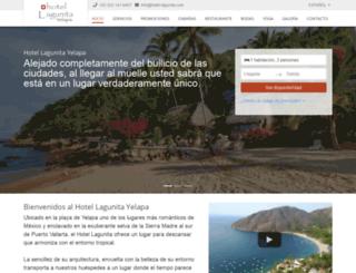 hotel-lagunita.com screenshot