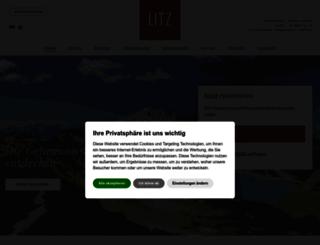 hotel-litz.at screenshot