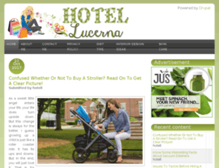 hotel-lucerna.com.mx screenshot