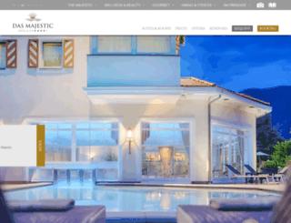 hotel-majestic.it screenshot