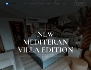 hotel-mediteran.com screenshot