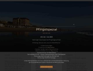 hotel-miramar.de screenshot