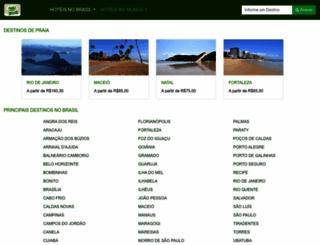 hotel.com.br screenshot