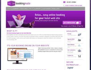 hotel.ibooking.com screenshot