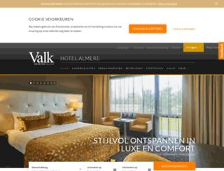 hotelalmere.nl screenshot