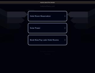 hotelantheia.com screenshot