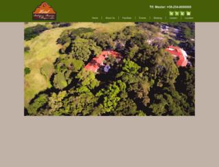hotelantiguamision.com.ve screenshot