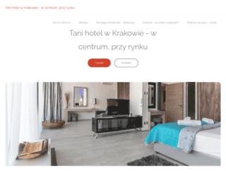 hotelaspel.pl screenshot