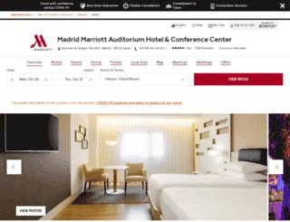 hotelauditorium.com screenshot