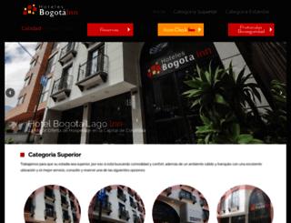 hotelbogotainn.com screenshot