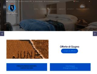 hotelbolognamisano.it screenshot