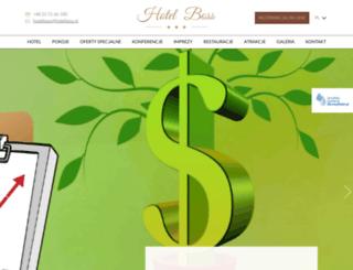 hotelboss.pl screenshot