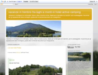 hotelcampingactive.blogspot.ro screenshot