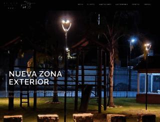 hotelcid.com.ar screenshot