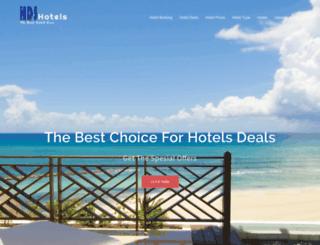 hoteldealscork.com screenshot