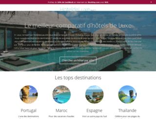 hoteldeluxe.info screenshot