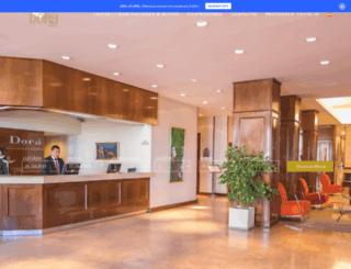 hoteldora.com.ar screenshot