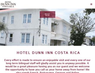 hoteldunninn.com screenshot