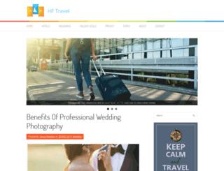 hotelfagus.org screenshot