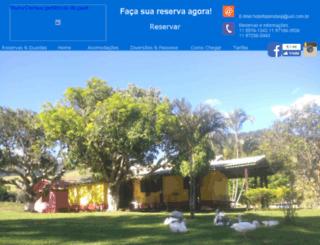 hotelfazenda-sp.com.br screenshot