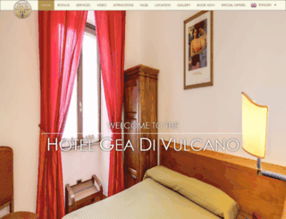 hotelgea.com screenshot