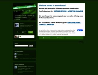 hotelier.typepad.com screenshot