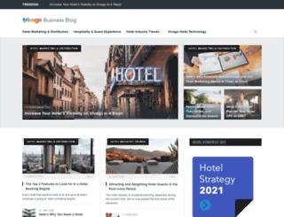 hotelierhub.trivago.co.uk screenshot