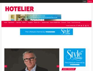 hoteliermiddleeast.com screenshot