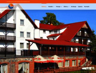 hotelik-zelwagi.pl screenshot